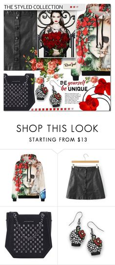 """Rosegal 3"" by barbarela11 ❤ liked on Polyvore featuring ELLE Time & Jewelry"