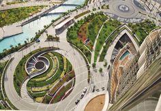 urban landscape design - Google Search
