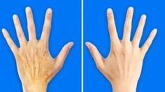 Astuces beauté: 4 Secrets pour rendre vos mains 10 ans plus jeunes !