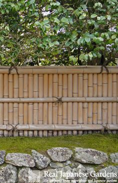 Beautiful Ginkakuji Gaki (銀閣寺垣)   Fence Of The Silver Pavilion In Kyoto | · Zen  GardensJapanese ...