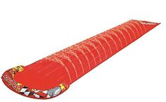 Felices Pascuas Collection 200 inch Crimson Red inch Stock Car inch Ground Level Water Slide