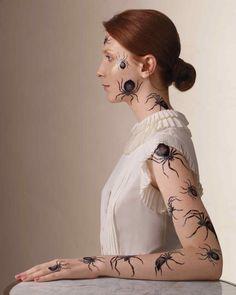Halloween Ink-Jet Tattoos