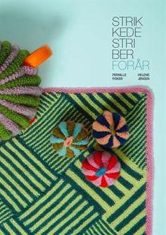 Strikkede Striber - For�r - Strik og broderi - garn, kits og designs i Sommerfuglen
