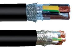 PUR Feedback cable The hybrid motor connection cable