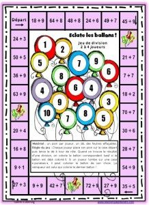 Math on pinterest multiplication atelier and fractions for Table de multiplication de 7 jeux