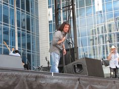 Christian Kane performing 2011-6-12 at CMA Music Fest, Nashville, TN. Photo by Judith McGee (Armybrat6683)
