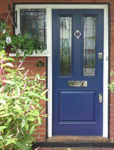 Victorian (not Edwardian) front door