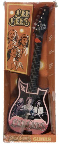 bee gees guitar!