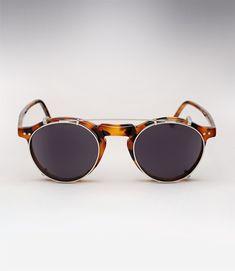 f4ed4e4fc9f Vtg 60 s Gold Plated Sunglasses Randolph Eng USA 5 1 2 Aviator ...