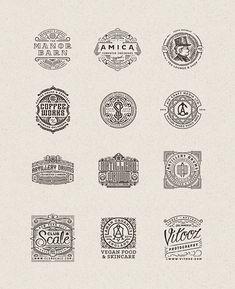 Beautiful Logos by Joe White   Abduzeedo