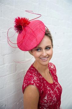 MILLINER: SPRING HAS SPRUNG by Rebecca Share. #Millinery #HatAcademy