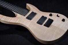Jackson Usa B7mg Au Natural 7 String Guitar - http://www.7stringguitar.org/for-sale/jackson-usa-b7mg-au-natural-7-string-guitar/27242/