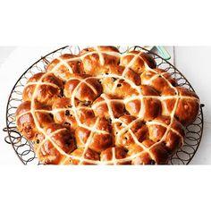Easy hot cross buns recipe | Food To Love