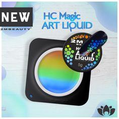 ✨✨✨ Îți prezentăm cel mai nou produs magic de la 2M Beauty 👉 HC Magic Art Liquid, disponibil pe www.nailshop.ro! ℹ️ Acesta este un lichid decorativ, magic, care în funcție de temperatură v-a schimba design-ul realizat pe unghie! Încearcă-l chiar acum! Magic Art, Mai, News, Design