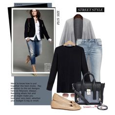 Street Style (plus size) by beebeely-look