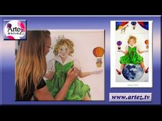 Como pintar pliegues con acrílicos Youtube, Bob, Perfume, Craft Videos, How To Paint, Paintings, Bob Cuts, Fragrance