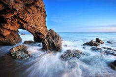 El Matador State Beach  near Malibu, CA  photo by: Piriya Pete Wongkongkathep