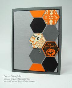 Perfectly You ~ Hexagon Punch ~ Dawn Olchefske