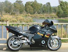 CBR 1100 XX Turbo