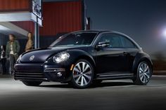 2015 VW Beetle R-Line 2.0T