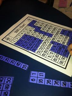 Ideas for using 100's chart, games & activities! LOVE IT!