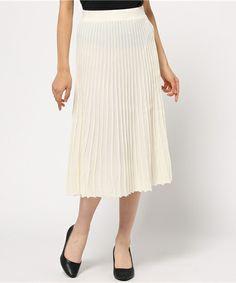 Sugar Rose(シュガーローズ)ニットプリーツスカート(スカート)|SUGAR ROSE(シュガーローズ)のファッション通販 - ZOZOTOWN