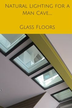 Glass blocks roof light and glasses on pinterest for Glass block options