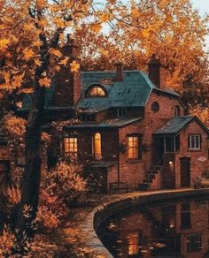 How to make hygge - LIV for interiors - LIV for interiors / cuddling - . - How to Make Hygge – LIV for Indoor – LIV for Indoor / Cuddling – - Future House, Beautiful Homes, Beautiful Places, Beautiful Pictures, Autumn Cozy, Autumn Fall, Autumn Ideas, Autumn Aesthetic, Aesthetic Dark