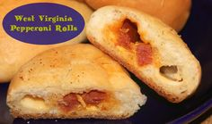 Our Southern Style: West Virginia Pepperoni Rolls