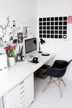 Shaping your workspace at home | Jenny.gr