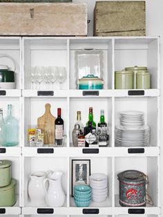 Cheap Decorating Ideas - Kitchen Makeovers - Country Living