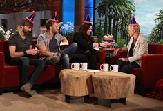 Lady Antebellum Celebrates 'Golden' with Television Appearances