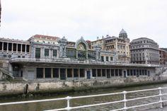 Patrimonio Industrial Arquitectónico: Remodelación y rehabilitación de la estación de la Concordia de Bilbao