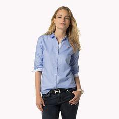 Tommy Hilfiger Jenna Shirt - shirt blue (Blue) - Tommy Hilfiger Shirts - main image