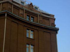 O clássico hotel completou 100 anos