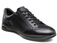 ECCO schoenen Diego - zwart | Crewshoes.nl