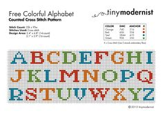 Enjoy this cute free alphabet :)