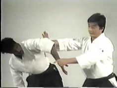 Aikido - 7Th Dan Yoshimitsu Yamada - Instructional Video.mpg