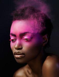 Talkies Magazine on Makeup Arts Served