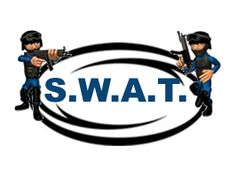 S.W.A.T. team building activity