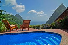 Ladera Resort, Santa Lucía