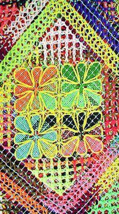 Handicrafts from Brazil.