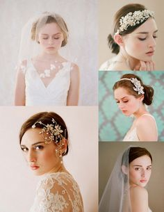 Heirloom Veils