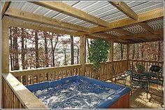 Vacation Pet friendly cabin rentals - lake greeson lodging - Self Creek Resort Arkansas