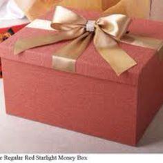 Pink square money box google images