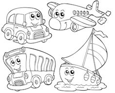 Cars Coloring Pages, Coloring Sheets, Coloring Pages For Kids, Adult Coloring, Kids Coloring, All About Me Worksheet, French Language Lessons, Bmw Autos, Woodland Party