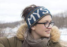 Alphabet Headband by Kelly McClure