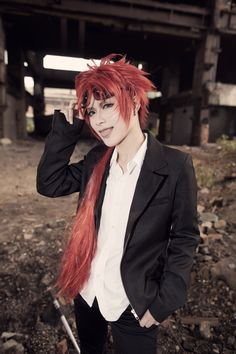 FINAL FANTASY VII RENO - Chinoai(智野) Reno Cosplay Photo - WorldCosplay