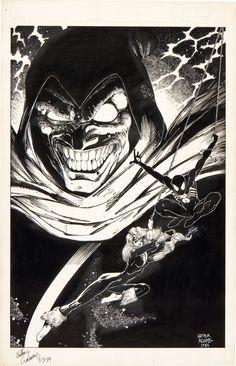 Spider Man - Arthur Adams 1984