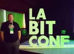 Day 2 of @LaBitConf is about to begin. #Bitcoin #CryptoCurrency #CryptoCurrency
